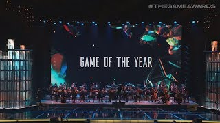 The Game Awards 2019 Orchestra and Game of the Year Winner: Sekiro: Shadows Die Twice
