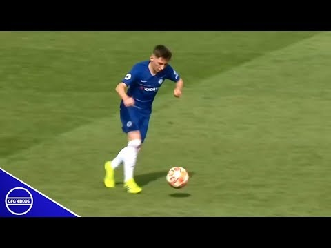 The Art Of Passing By Billy Gilmour