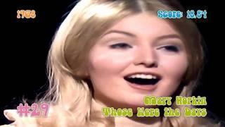 Top 50 Greatest Songs 1960-1969