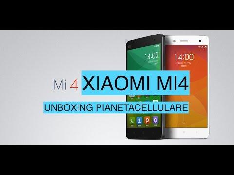 Foto Xiaomi Mi4: unboxing e prime impressioni