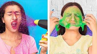 16 Fun DIY Beauty Pranks!