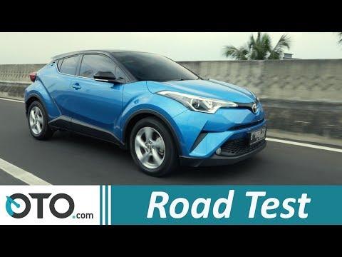 Toyota C-HR Road Test Bukan Pilihan OTO.com