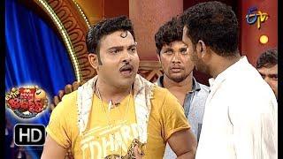 Sudigaali Sudheer Performance | Extra Jabardasth | 14th September 2018 | ETV Telugu