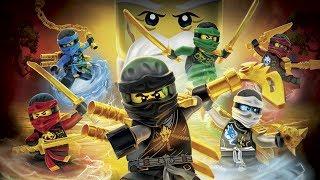 ОБЗОР ЛЕГО НИНДЗЯГО! - The LEGO Ninjago Movie Video Game
