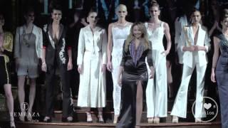 Temraza featuring Zagh at New York Fashion Week Art Hearts Fashion FW/17