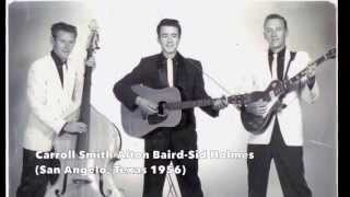 """Billy (The) Kidd """"Crazy Guitar"""" (1956 early RAB West Texas Cavaliers)"""