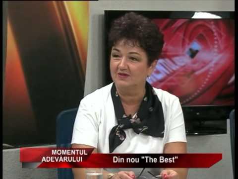 """Emisiunea """"Momentul Adevărului"""" despre concursul """"The Best"""" – 17 septembrie 2014"""