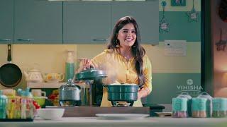 Udhaiyam Dhall Plus Udhaiyam Idli Arisi TVC | Mother and Daughter | Vinisha Vision