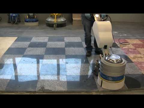 Learn / How to / Training Course Granite Floors grinding, polishing ...