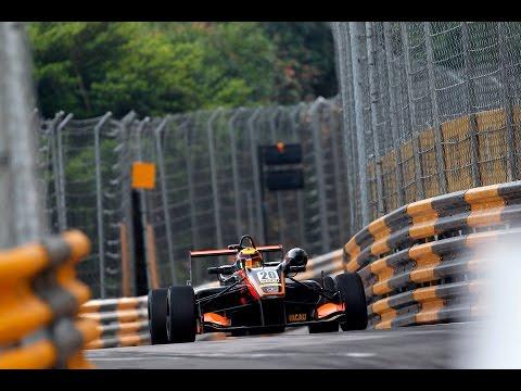 FIA F3 World Cup - Front row start for Callum Ilott