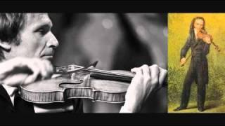 Gitlis plays Paganini - Violin Concerto No. 1 in D, Op. 6 (1817)