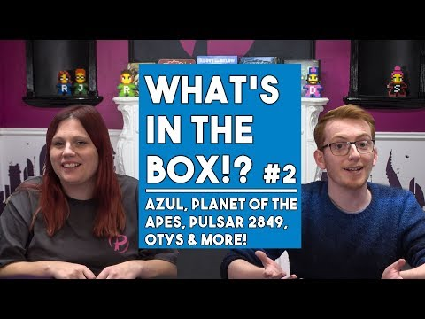 Playopolis Board Game Reviews unboxing video