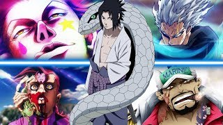The Genius You Missed in Villain VS Villain Fights ! (One Piece Punch Man & Hunter X JoJo Shippuden)