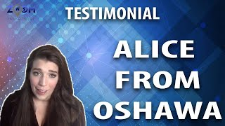 Instant Cash for House Toronto | Zoom House Buyer Testimonial - Alice from