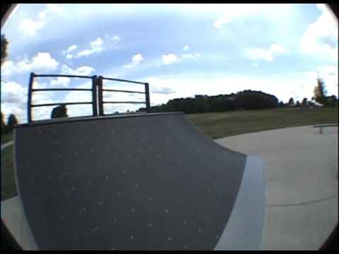 Crossroads skatepark sesh