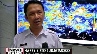 Sebagian Wilayah Indonesia Akan Dilanda Cuaca Ektrem  INews Siang 10/10
