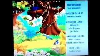 "Dora the Explorer ""Map Adventures"" VHS closing 2003"