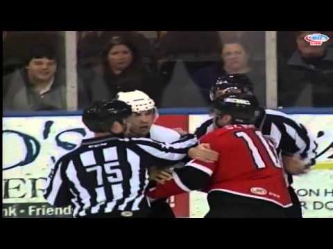 Ryan Horvat vs. Jordan Szwarz