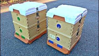 Most Advanced Beehive? | Kholo.pk