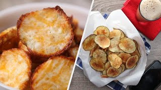 6 Fun Ways To Make Chips For All Day Snackin' •Tasty