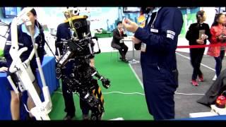 preview picture of video 'Saint-Quentin : la robonumérique s'expose en Corée'