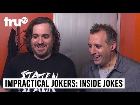 Impractical Jokers: Inside Jokes - Murr's Gary Busey Transformation | truTV