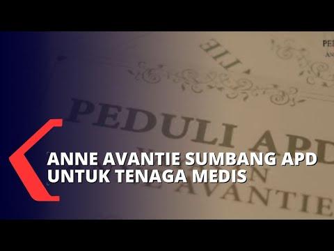 desainer indonesia anne avantie bantu sumbang apd untuk tenaga medis