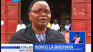 Bongo la biashara: Mfanyibiashara Mwea Charles Njiru