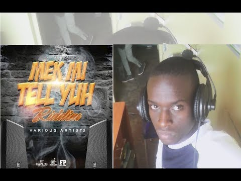 Mek Me Tell Yuh Riddim Mix Medley – Zj Caribbean Prince