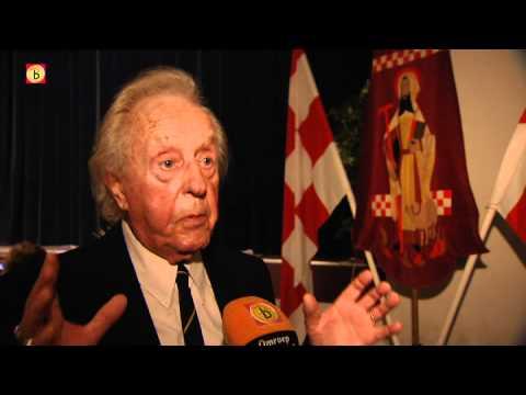 89-jarige tachtig jaar bij muziekvereniging Sint-Anthonis