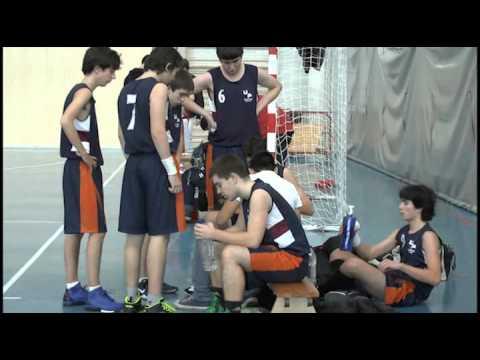 Liceo Monjardin B vs Larraona B. Junior Masculino