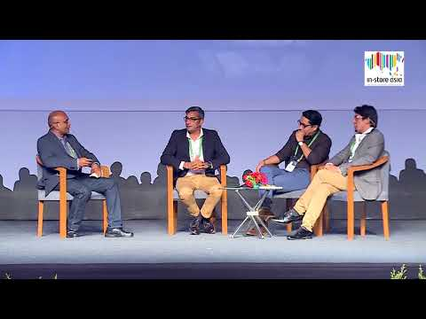 Digitizing the Store Experience in India - Panel Discussion at ISA 2018