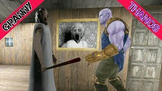 Granny Meets Thanos