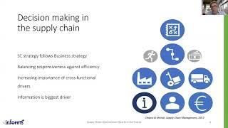 Optimización de la cadena de suministro: influencia de en métodos de análisis e inteligencia artificial en la toma de decisión
