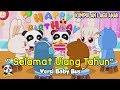 Download Lagu Selamat ulang tahun Lagu anak terbaru  Kartun baby bus  happy birthday song  Lagu ulang tahun Mp3 Free