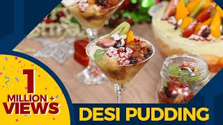 Best Homemade Desi Pudding