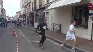 preview picture of video '1ere édition des Foulées de la Marguerite [vidéo 6]'