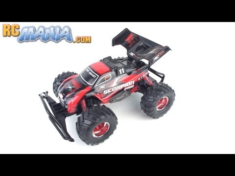 New Bright RC Pro Scorpion reviewed -- Lithium ion comes to toy-grade RC!