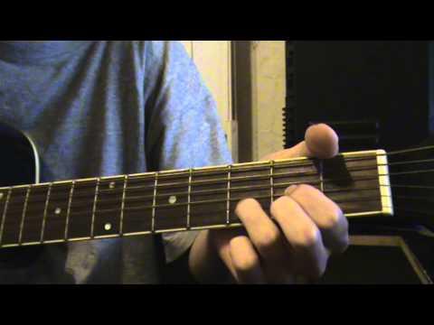 Basis akkoorden voor beginnende gitaristen   Basic guitar chords