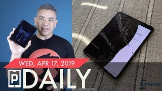 Samsung Galaxy Fold display breaks, OnePlus 7 official teaser & more