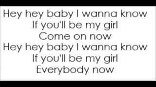 DJ Otzi - Hey Baby (Lyrics) - YouTube