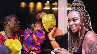 SHATTA MICHY Says She Is Not Back With SHATTA WALE But...