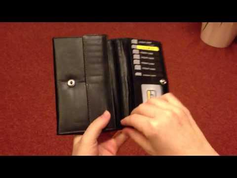 Produkttest: Damenbreitbörse mit Bügelverschluss vom Geldbörsen-Onlineshop von collection23