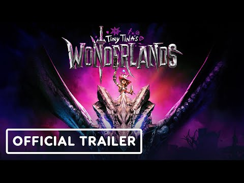 Tiny Tina's Wonderlands Release Date Teased in First Trailer for Borderlands Spinoff
