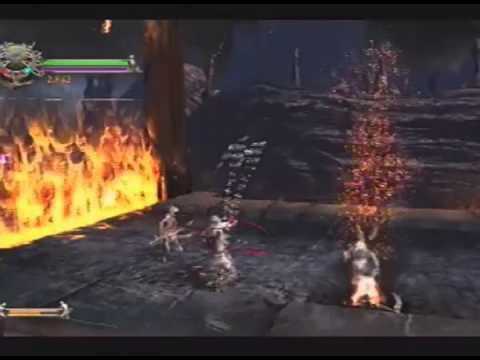 Dantes Inferno Walkthrough Dante S Inferno Descent Into