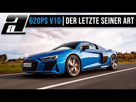 2020 Audi R8 V10 Performance | 220.000€ für den LETZTEN Zehnzylinder von Audi | REVIEW