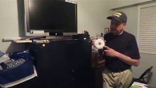 Sony BDP S1700 un boxing and set up