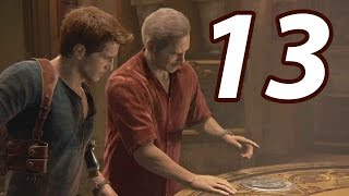 - HIGH LEVEL PUZZLE MASTERY! - Uncharted 4: A Thiefs End Gameplay Walkthrough Part 13