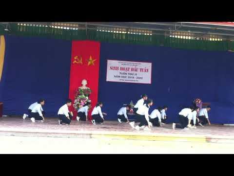 Bài thi Bước nhảy học sinh  - Lớp 10A1