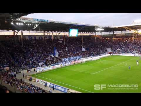 Wechselgesang 1. FC Magdeburg …